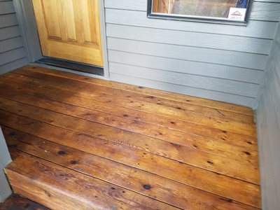 Image Deck Cleaning & Refinishing