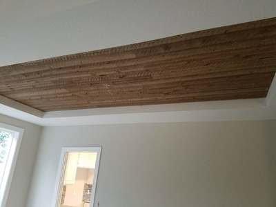 Image Custom Trim Work & Refinishing